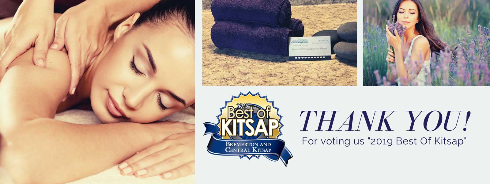 Voted Best of Kitsap 2019 Central Kitsap and Bremerton.